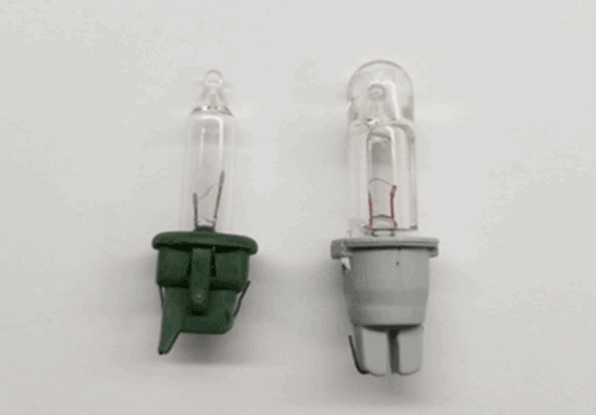Clear Surelit Light Bulbs W Fused Bulb